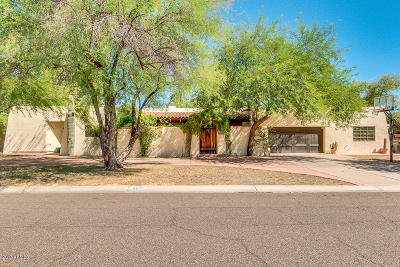 Phoenix Single Family Home For Sale: 8821 N 9th Avenue