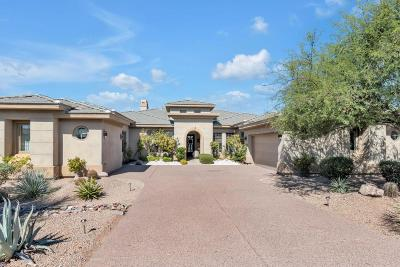 Ahwatukee, Chandler, Gilbert, Maricopa, Mesa, Phoenix, Scottsdale, Surprise, Tempe Single Family Home For Sale: 36498 N Montalcino Road