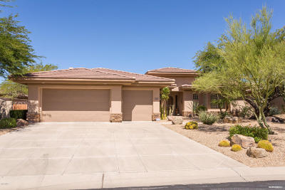 Scottsdale Single Family Home For Sale: 7714 E Visao Drive