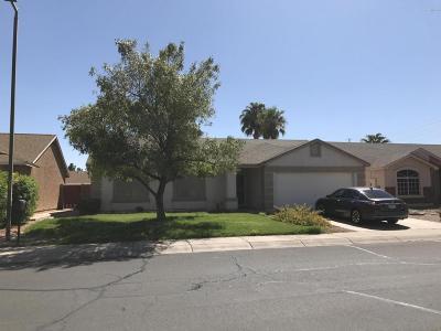 Gilbert Single Family Home For Sale: 2047 E Brooks Street
