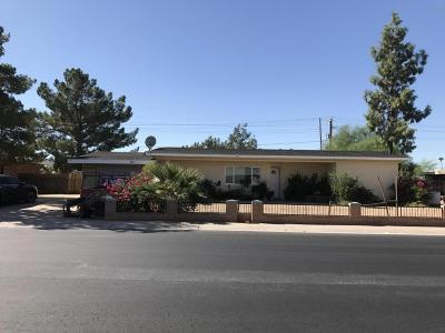 Phoenix Single Family Home For Sale: 5801 W Clarendon Avenue