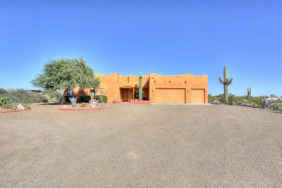 Apache Junction Single Family Home For Sale: 1025 N Boyd Road