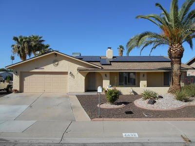 Glendale Single Family Home For Sale: 4430 W Poinsettia Drive