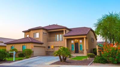 Gilbert Single Family Home For Sale: 3719 E Loma Vista Street
