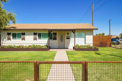 Phoenix Single Family Home For Sale: 3044 E Roosevelt Street