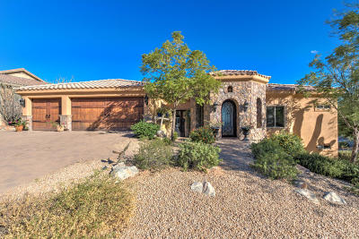 Single Family Home For Sale: 12631 N Sumac Drive