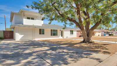 Phoenix Single Family Home For Sale: 3038 E Avalon Drive