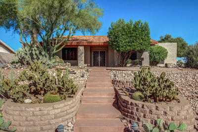 Single Family Home For Sale: 14803 N Bowstring Plaza