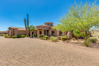 Mesa Single Family Home For Sale: 7001 E Summit Trail Circle