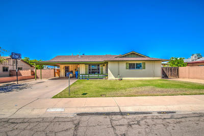 Phoenix Single Family Home For Sale: 10228 N 36th Avenue