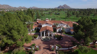 Phoenix Single Family Home For Sale: 37 Biltmore Estate