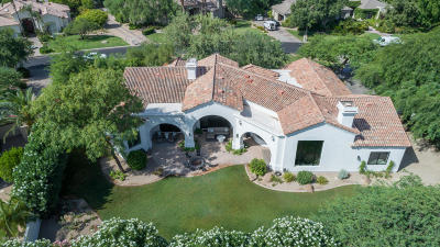 Paradise Valley Single Family Home For Sale: 7130 E Belmont Avenue