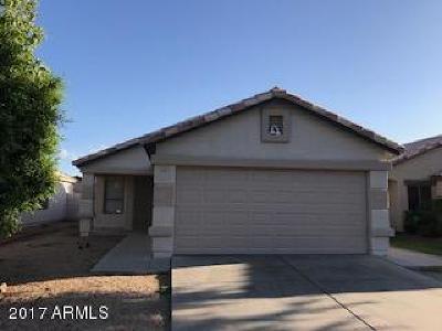 Phoenix Single Family Home For Sale: 8321 W Elm Street