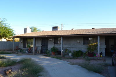Phoenix Single Family Home For Sale: 4911 W Holly Street