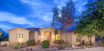 Fountain Hills Single Family Home For Sale: 13618 N Sunset Drive