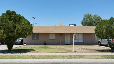 Phoenix Single Family Home For Sale: 7320 N 37th Avenue