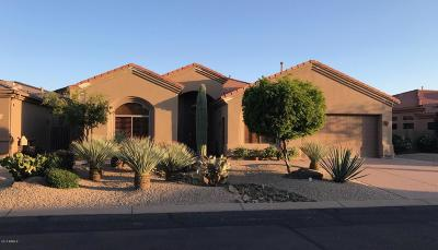 Scottsdale Single Family Home For Sale: 9847 E Preserve Way