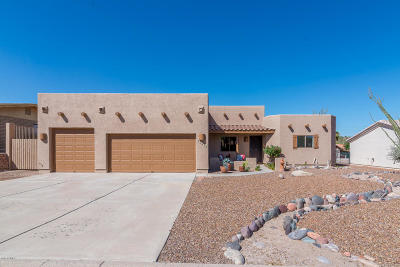Fountain Hills Single Family Home For Sale: 17246 E El Pueblo Boulevard