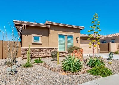 Goodyear Single Family Home For Sale: 18232 W Sequoia Drive