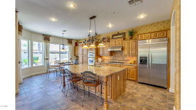 Chandler Single Family Home For Sale: 5083 S Pinnacle Place