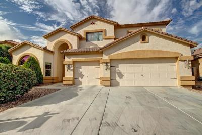 Goodyear Single Family Home For Sale: 15070 W Minnezona Avenue