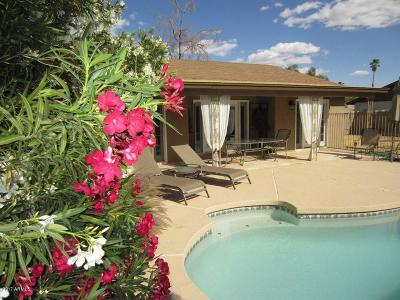 Scottsdale Single Family Home For Sale: 13920 N 88th Place