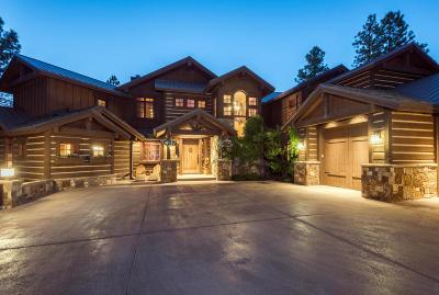 Flagstaff Single Family Home For Sale: 2550 E La Serena Drive #CH 271