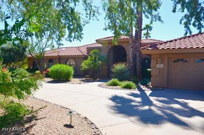 Rio Verde Single Family Home For Sale: 18931 E Via Hermosa