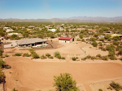 Rio Verde Foothills, Rio Verde Foothills Of North Scottsdale, Rio Verde Foothills Equestrian Estate Single Family Home For Sale: 15429 E Skinner Drive