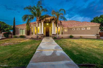 Mesa Single Family Home For Sale: 2419 N Kachina