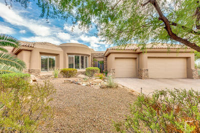 Single Family Home For Sale: 1132 E Thunderhill Place