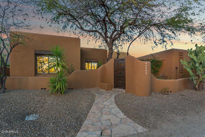 Scottsdale Single Family Home For Sale: 25203 N Ranch Gate Road