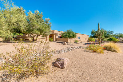 Scottsdale Single Family Home For Sale: 10540 E Wethersfield Road