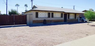 Single Family Home For Sale: 7543 E Pierce Street