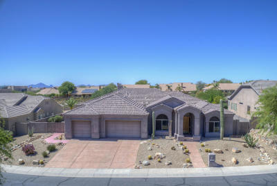 Scottsdale Single Family Home For Sale: 11534 N 128th Place