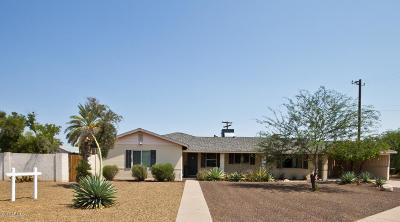 Phoenix Single Family Home For Sale: 1744 W Monterosa Street