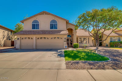 Chandler Single Family Home For Sale: 1841 W Armstrong Way