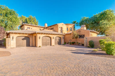 Phoenix Single Family Home For Sale: 3655 N 59th Place