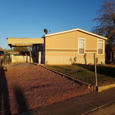 Surprise Mobile/Manufactured For Sale: 16589 N Queen Esther Drive