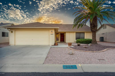 Single Family Home For Sale: 658 S 76th Place