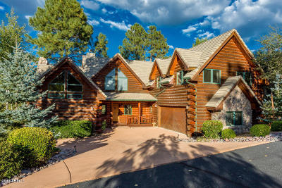 Prescott Single Family Home For Sale: 737 Crosscreek Drive