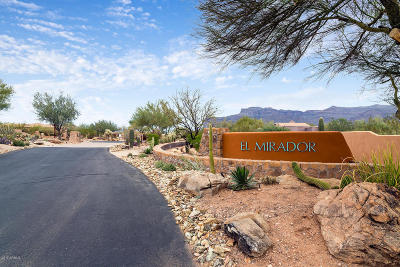 El Mirador At Superstition Mountain, El Mirador Superstition Mountain Residential Lots & Land For Sale: 6579 E Old Camp Road