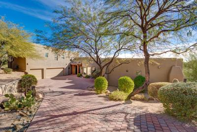 Carefree, Cave Creek Single Family Home For Sale: 7571 E Valley View Trail