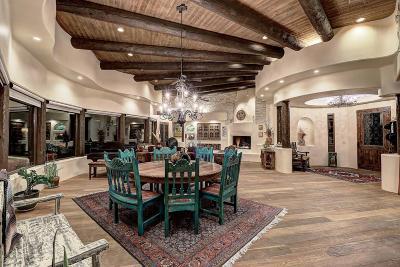 Rio Verde Foothills, Rio Verde Foothills Of North Scottsdale, Rio Verde Foothills Equestrian Estate Single Family Home For Sale: 29319 N 152nd Street