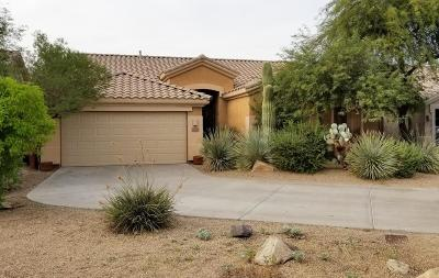 Scottsdale Single Family Home For Sale: 10418 E Meadowhill Drive