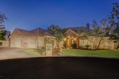 Tempe Single Family Home For Sale: 8360 S Homestead Lane