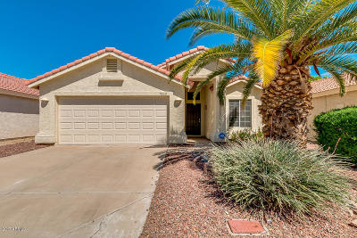 Glendale Single Family Home For Sale: 7830 W McRae Way