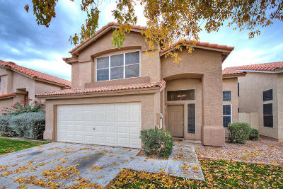 Single Family Home For Sale: 1836 N Stapley Drive #30