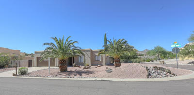 Fountain Hills Single Family Home For Sale: 16444 N Dixie Mine Trail