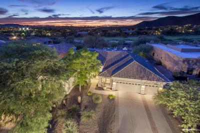 Ancala, Ancala Casita Resort, Ancala Country Club, Ancala East Phase Two, Ancala McR 331-21, Ancala West Single Family Home For Sale: 11698 N 120th Street